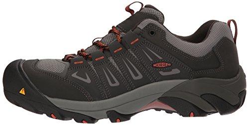 Pictures of KEEN Utility Men's Boulder Low Industrial Shoe 1018654 5