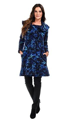 Eva Tralala - Abrigo TIARELLE - Mujer Azul