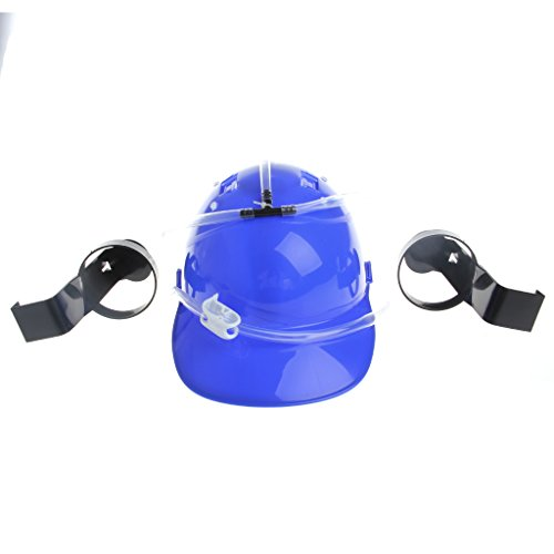 [Beer Wine Drinking Helmet Hard Hat Game Drink Party Dispenser New Year Carnival (Blue)] (Blue Drinking Hat)