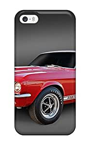 Fashion Tpu Case For Iphone 5/5s- Muscle Car Defender Case Cover