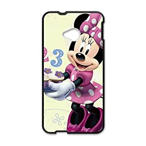Happy Mickey Mouse Phone Case for HTC One M7 case