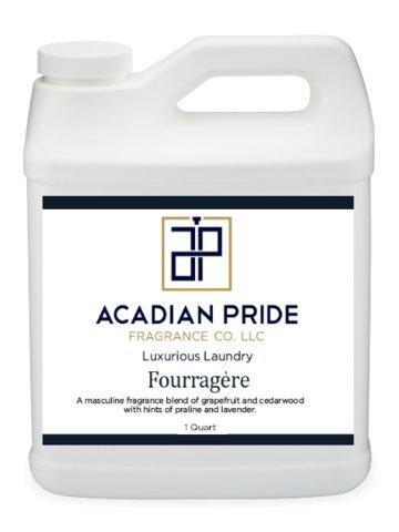 Acadian Pride Fragrance - 1 Quart Fourragere Luxurious Wash