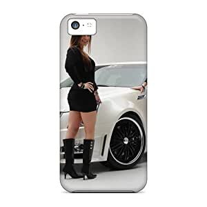 Series Skin Case Cover For Iphone 5c(2009 Cadillac Cts)