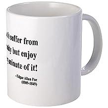 CafePress - Edgar Allan Poe 17 - Unique Coffee Mug, Coffee Cup