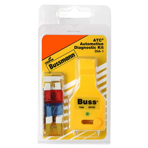 [Bussmann DIA-1 ATC Blade Fuse Diagnostic Kit] (Dia Fuses)