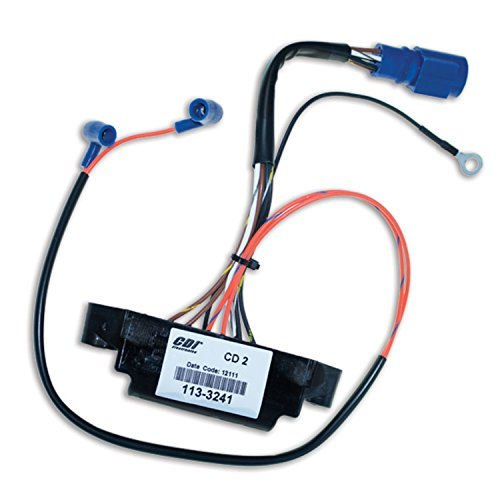 - CDI Electronics 113-3241 Johnson/Evinrude Power Pack-2 Cyl (1985-1988, 1992-2001)