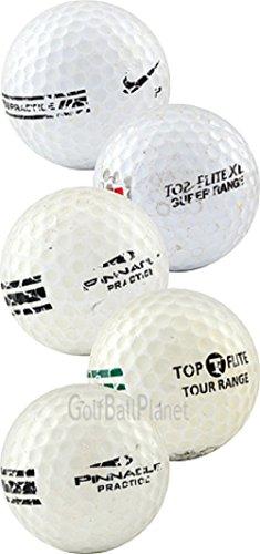 1200 D Used Range Ball Hit Away Golf Balls Practice Shag