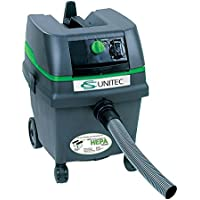CS Unitec CS 1225 H 6.6 gal HEPA Wet/Dry Industrial Vacuum Cleaner