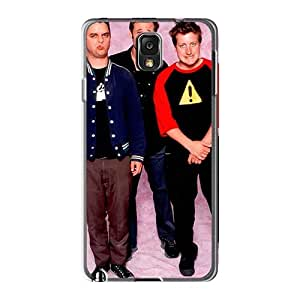 Samsung Galaxy Note3 Mft18926VJPV Support Personal Customs Nice Green Day Band Pictures Shock-Absorbing Hard Cell-phone Case -CristinaKlengenberg