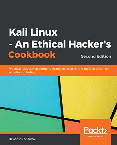 Kali Linux - An Ethical Hacker's