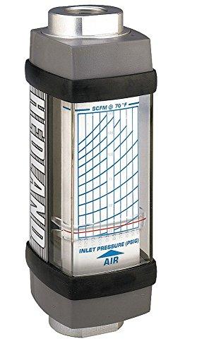 COLE-PARMER INSTRUMENTS Hedland H271A-030 Flow Meter, 1/4...