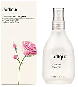 Jurlique Rosewater Balancing Mist - 3.38 oz-Organic Botanical Ingredients - Antioxidants Boost this Natural Face Toner - Moisturizes Normal/Combination Skin