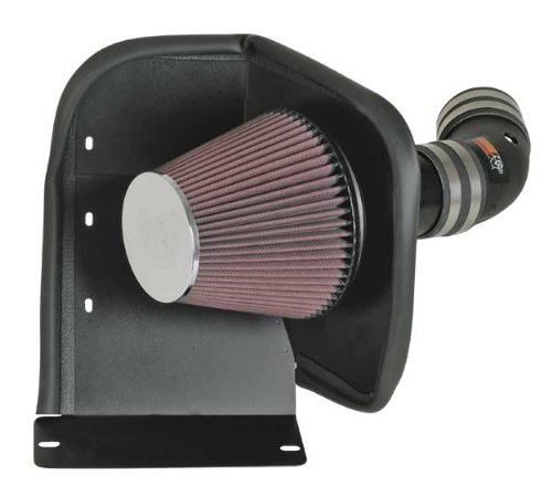 K&N 63-3059 AirCharger Performance Air Intake System