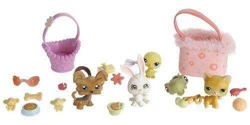 Littlest Pet Shop Spring Basket of Pets