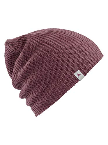 Burton All Day Long Gorro, Hombre, Verde (Abyss), Talla Única marrón (rose brown)