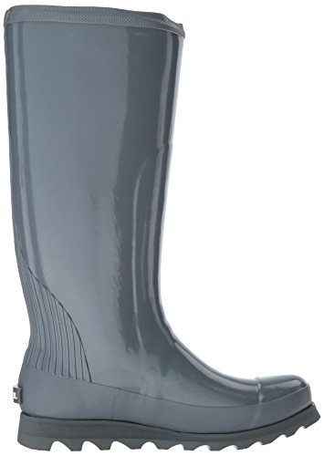 Tall Tall Graphite Womens Joan Womens SOREL Boot Gloss Rain SOREL Black Joan 5Ywqxg7