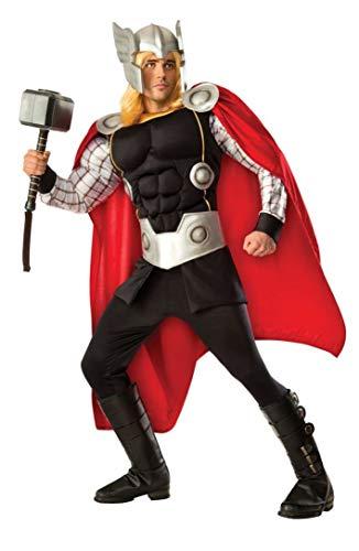 Rubie's Marvel Men's Universe Grand Heritage Collector Thor Costume, Multi, X-Large]()