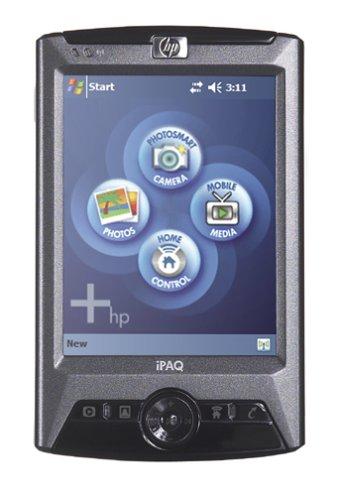 - HP iPAQ RX3715 Pocket PC