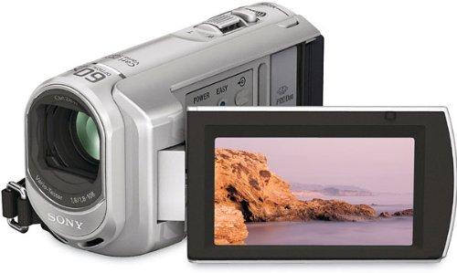 Sony DCR SX41 Camcorder Optical Silver