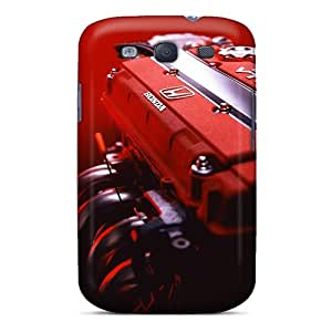 S3 Scratch-proof Protection Case Cover For Galaxy/ Hot Honda Vtec Phone Case