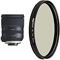 Tamron 24-70mm F/2.8 G2 Di VC USD G2 Zoom Lens for Nikon Mount with Circular Polarizer Lens