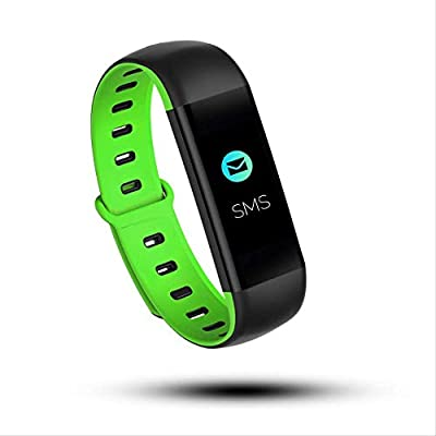 SGWEG Smart Watch Fitness Tracker smartwatch Continuous Heart Rate ...