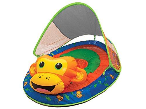 (SwimWays Baby Spring Float Animal Friends)