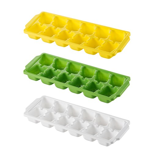 Ice Cube Trays for the Perfect Ice Cube and Little One Snack Tray