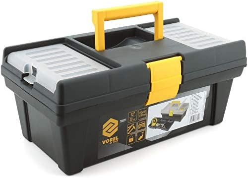 VOREL 78811 - caja de herramientas de plástico PR-12