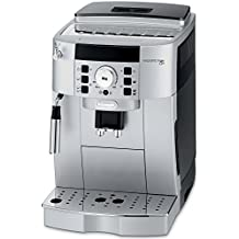DeLonghi ECAM22110SB Magnifica XS Fully Automatic Espresso and Cappuccino Machine with Manual Cappuccino System, Stainless Steel