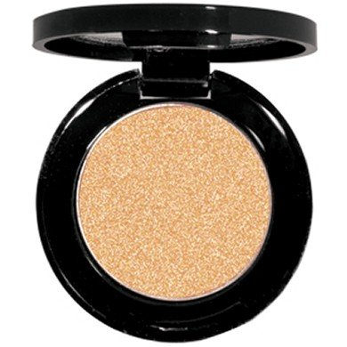 Jolie Pressed Mineral Eyeshadow - Soft Shimmer Finish 2G (Gold Minx) (Green Finish Gold)