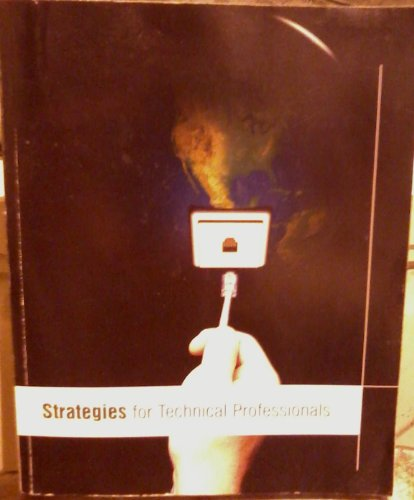 strategies-for-technical-professionals-custom-edition-for-itt-technical-institute