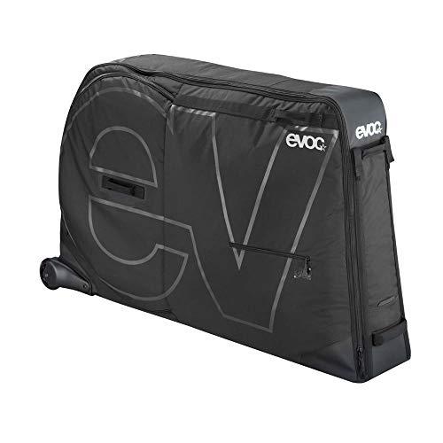 Evoc 2019 Bike Travel Transport Black 285L Bag (Best Cheap Road Bikes 2019)