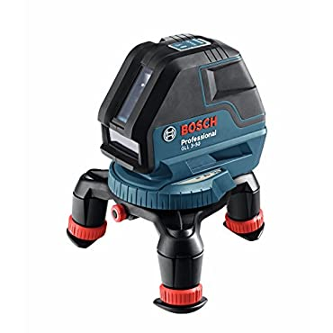 Bosch GLL 3-50 Three-Line Laser with Layout Beam and L-Boxx