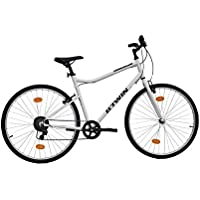 Btwin Riverside 100 Hybrid Cycle - White