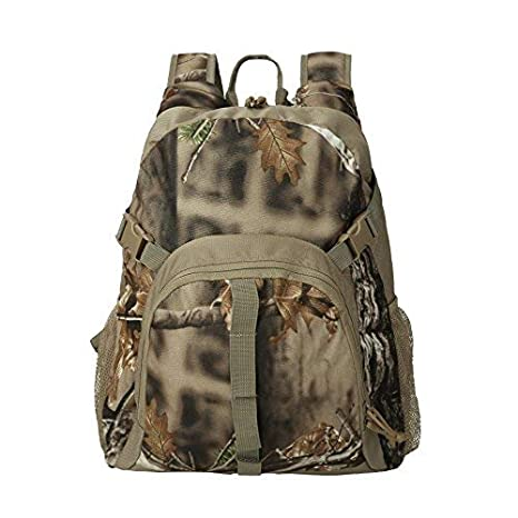 486ffec506 Auscamotek Camo Hunting Backpack Camouflage Bag for Hunters Waterproof Day  Pack