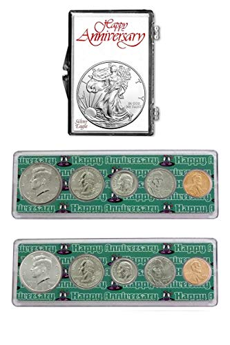 2009-2019 - 10th Anniversary Coin Gift Package American Silver Eagle -