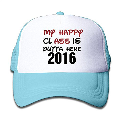 Price comparison product image 2016 Graduate Gifts Best Excellent Student Kids Snapback Hat