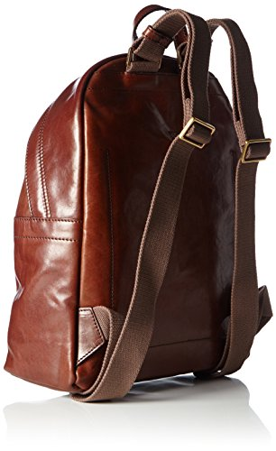 17821bad96 The Bridge Sfoderata Lux Uomo, Zaino Casual Uomo Marrone Braun (Brown 14)  31x42x12 cm (B x H x T): Amazon.it: Scarpe e borse