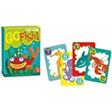 Peaceable Kingdom Go Fish Card Board Game