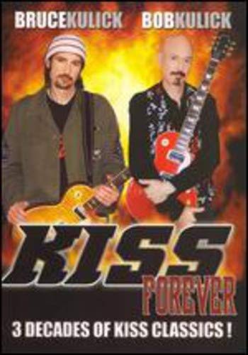 Kiss Forever: Bruce Kulick, Bob Kulick, Learn how to play Kiss guitar songs instructional DVD (Videos Kiss Music)