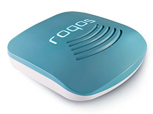 Roqos Core VPN Router - Next Generation UTM Firewall, Intrusion Prevention, Parental/Employee Controls, WiFi - Protect Your IoT Devices from Hackers - Replace Your Router or Plug Into It - Teal