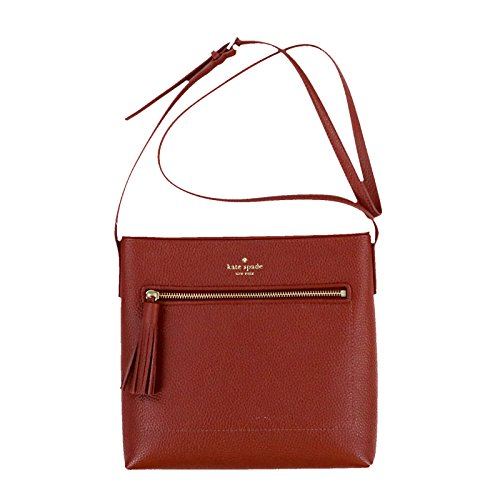 Kate Spade New York Chester Street Dessi Purse (Port Brown) by Kate Spade New York