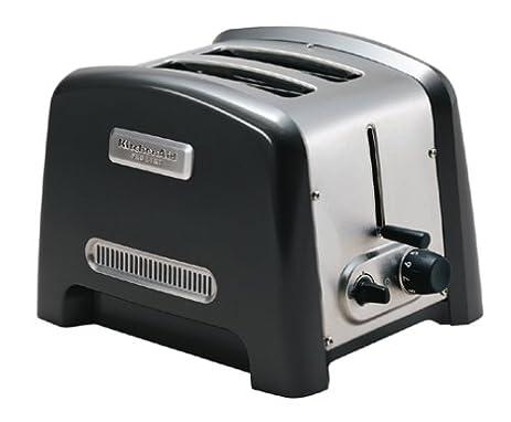 Amazon KitchenAid Pro Line 2 Slice Toaster Pearl Metallic