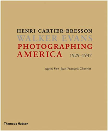 Amazon photographing america henri cartier bresson walker photographing america henri cartier bresson walker evans first published edition fandeluxe Images