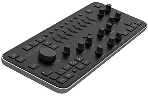 Loupedeck Photo Editing Console and Lightroom Keyboard for Adobe...