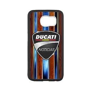 Ducati Logo Ideas Phone Case For Samsung Galaxy S6 K34733
