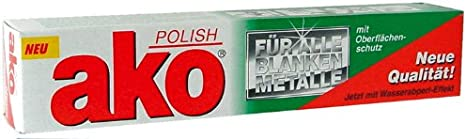 Ako Polish Metallpflege 100ml Küche Haushalt