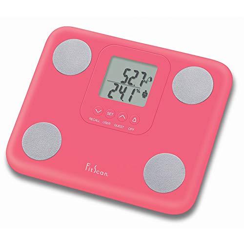 - Tanita BC730 Body Composition Monitor Pink