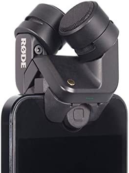 Rode IXYL Cardioid Condenser Microphone for iOS with Lightning Connector